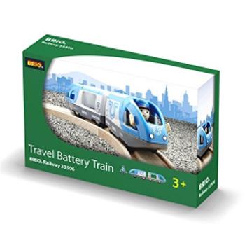 BRIO - Train de voyageurs à pile