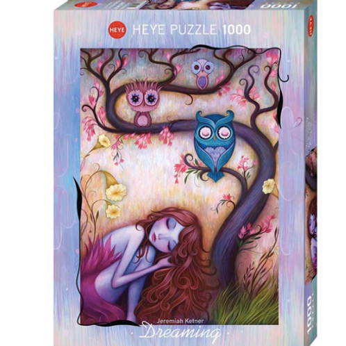 1000 pcs - HEYE -  Wishing tree (Ketner)