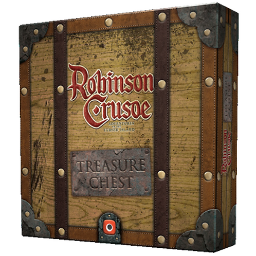 Robinson Crusoe - Treasure chest VA