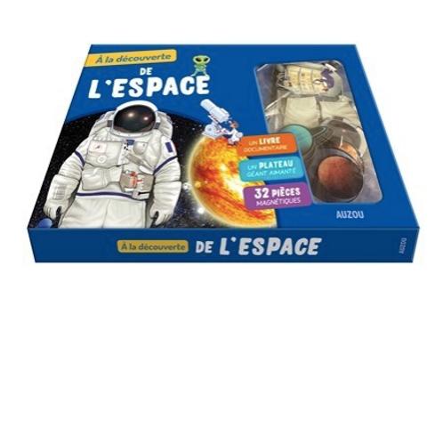 Auzou - À la découverte de l'espace