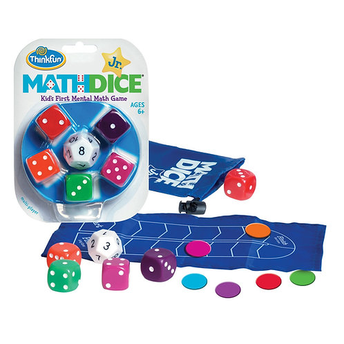 Thinkfun - Math Dice Jr
