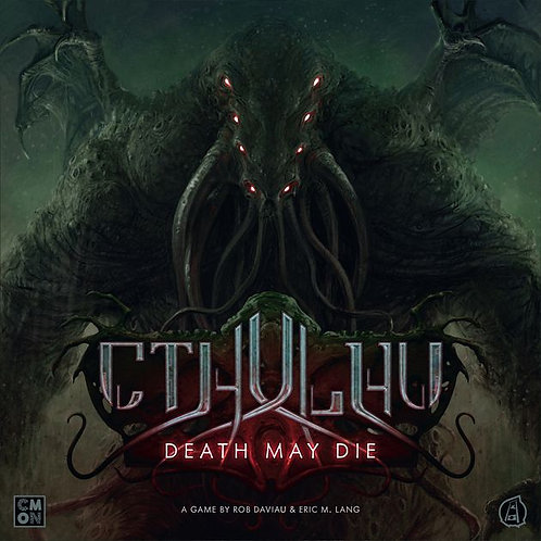Cthulhu : Death may Die VA
