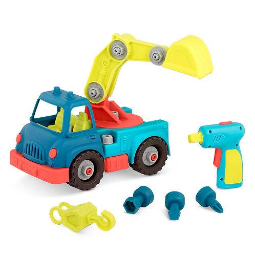 B.Toys - Happy Cruisers Grue Take-Apart