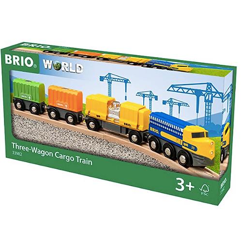 Brio - Train de marchandise