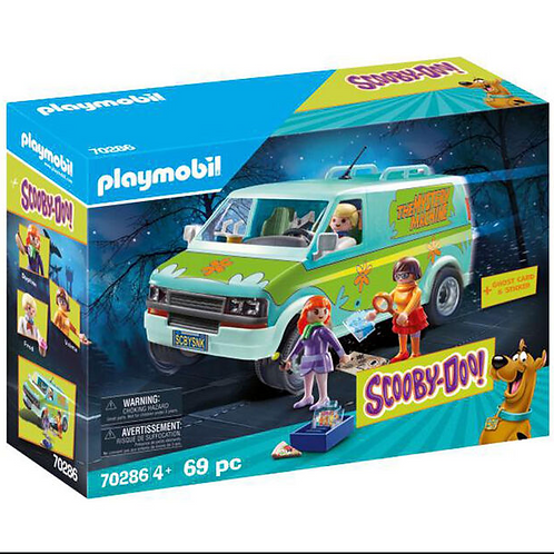 PLAYMOBIL - Scooby-Doo! - Mystery Machine