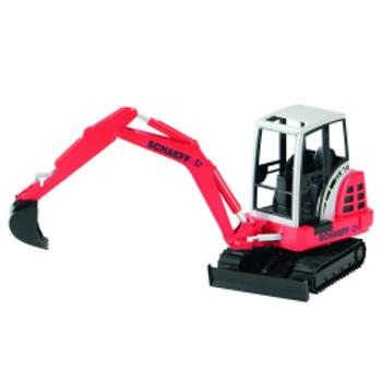 BRUDER - Pelle mécanique TEREX-SCHAEFF HR 16