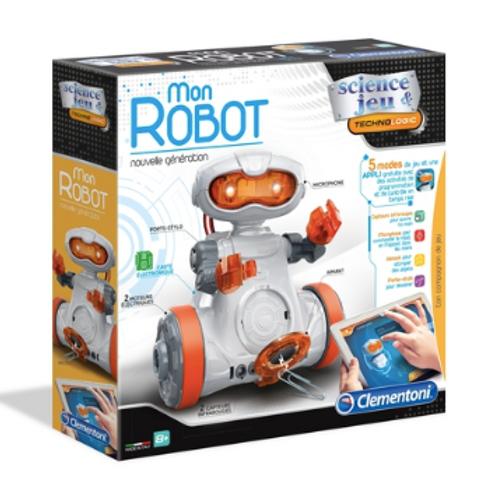 Clementoni - Mon robot - Nouvelle génération VF