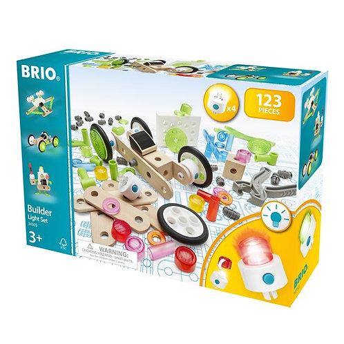 Brio - Builder Light Set 123pcs