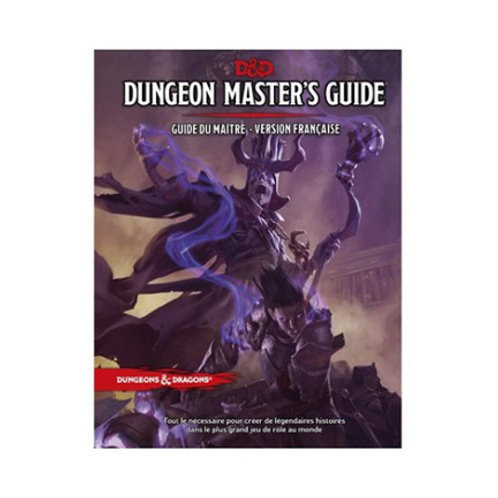 DnD 5ème Édition - Guide du Maître  VF