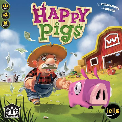 Happy Pigs VF