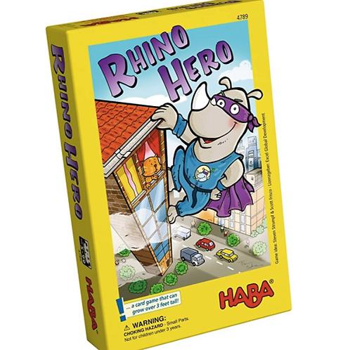 Rhino Hero ML