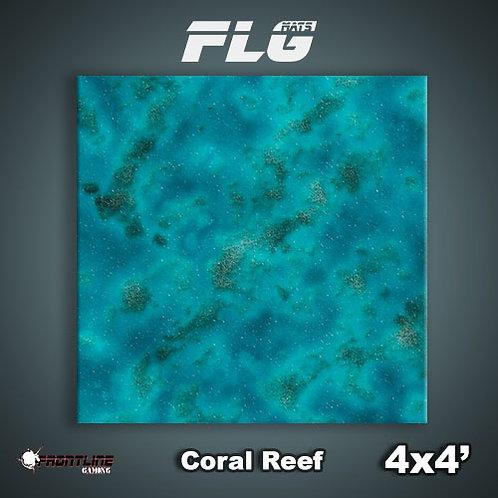 Playmat : FLG Coral Reef 4x4