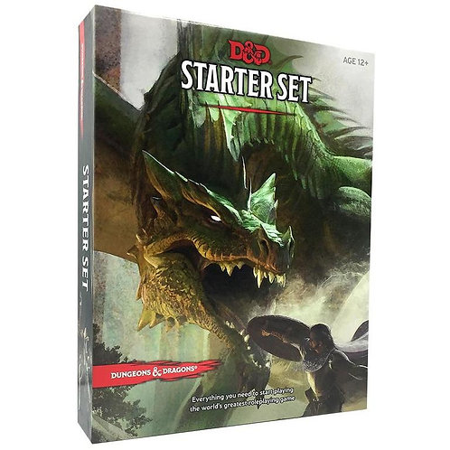 Dungeons and Dragons Starter Set 5th Edition VA