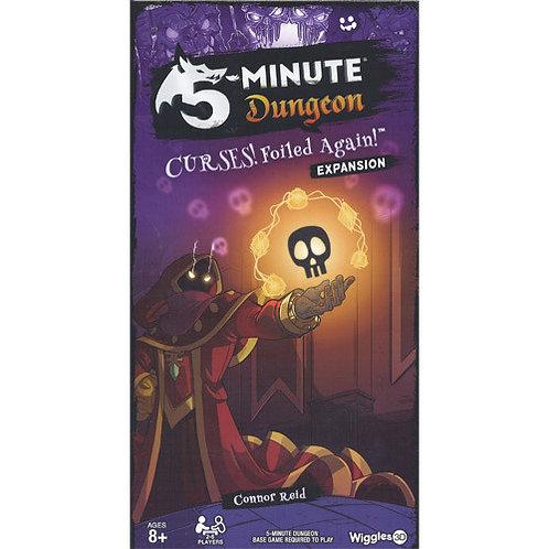 5-Minute Dungeon : Curse, Foiled Again!