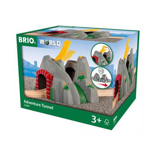 Brio - Tunnel d'aventures