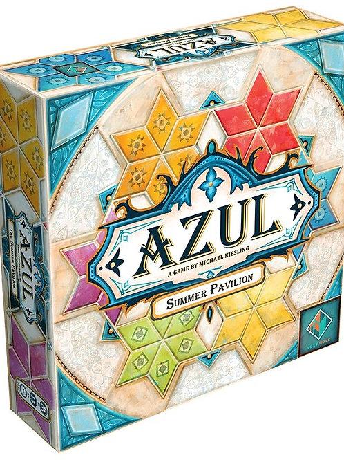 Azul Pavilion d'été (multilingue)