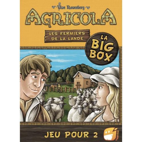 Agricola Big Box 2 joueurs VF