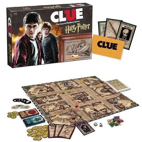 Clue Harry Potter (VA)