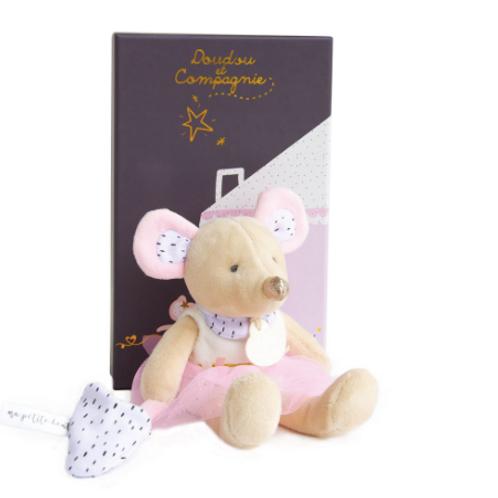 La petite souris va passer - Suzie en tutu 19 cm