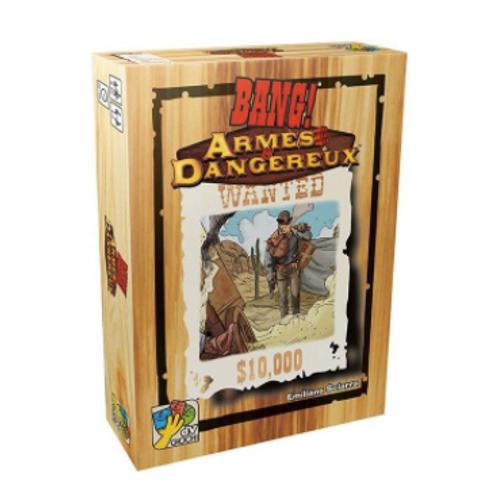 BANG! extension Armés et Dangeureux VF