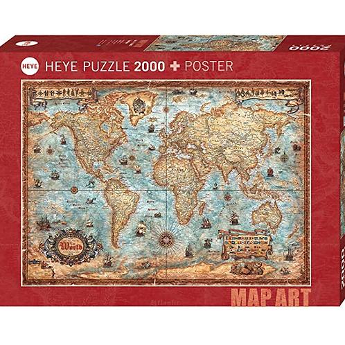 2000 pcs - HEYE - Le monde