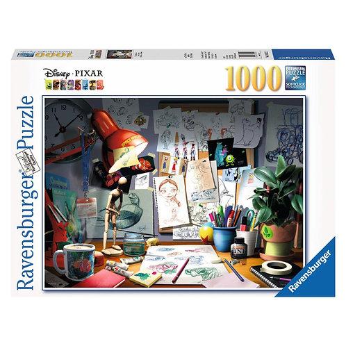 1000 Pcs - L'Atelier d'artiste