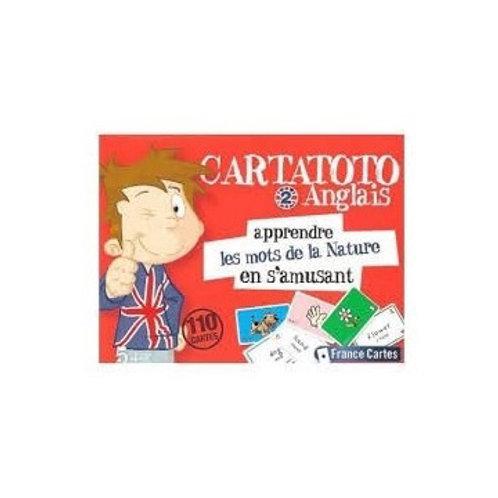 Cartatoto Anglais 2 VF