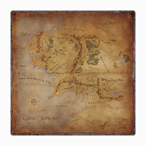 PLAYMAT - The Lord of the Rings: Journeys in Middle-earth