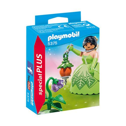 PLAYMOBIL - Special Plus - Princesse des fleurs