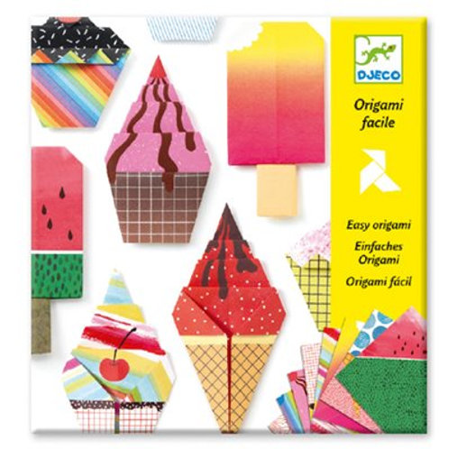 Djeco - Origami facile: Délices