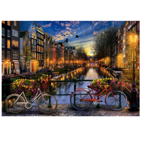 2000pcs - Amsterdam - Educa
