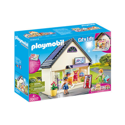 PLAYMOBIL - City Life - Boutique de mode