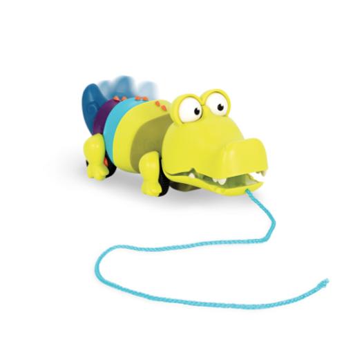 B.Lively - Wiggle-A-Long Croco à tirer