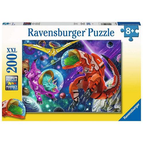200 Pcs - Ravensburger - Space dinosaurs