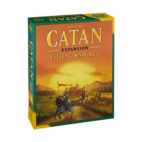 Catan - Cities and Knights Expansion VA