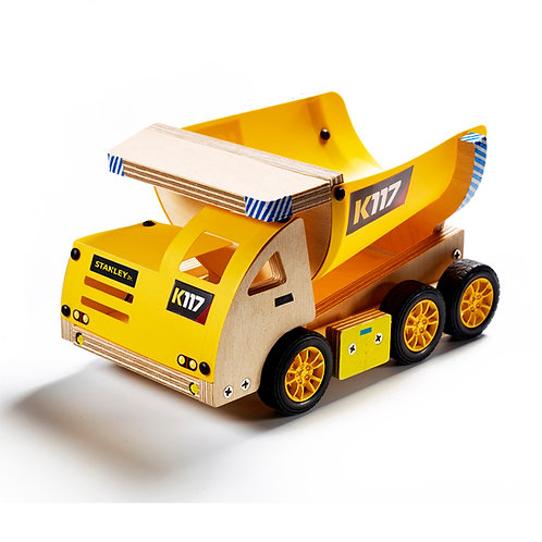 Stanley Jr. - Camion-benne à construire