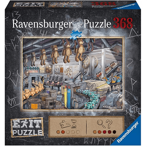 368 Pcs - Escape Puzzle - La fabrique de jouets