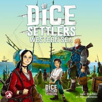 Dice Settlers - Western Seas Expansion VA