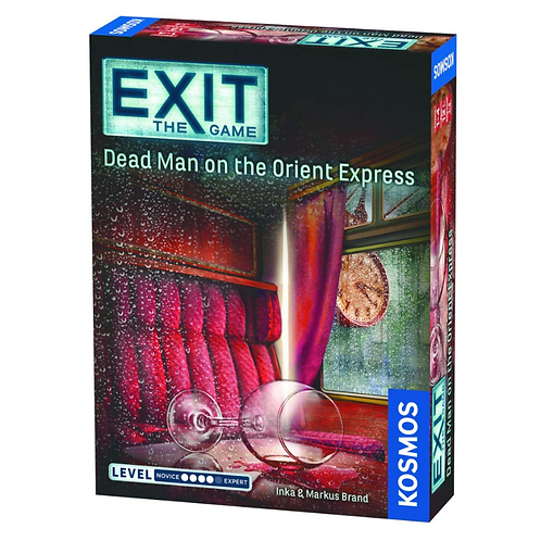 EXIT : Dead man on the orient express VA