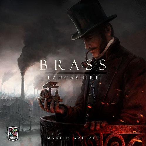Brass Lancashire VF