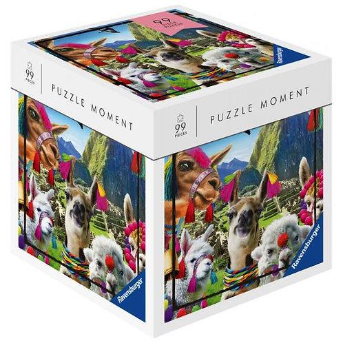99pcs -  Petit Puzzle moment - Llama