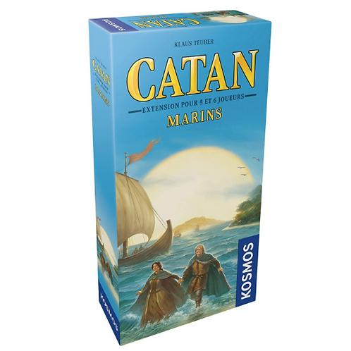 Catan -  Extension 5/6 joueurs pour MARINS VF