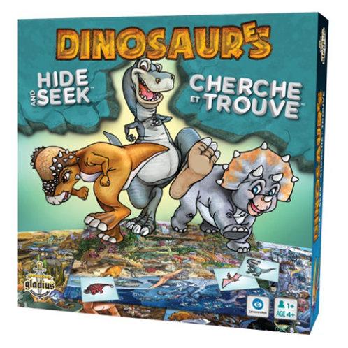 Cherche et Trouve - Dinosaures