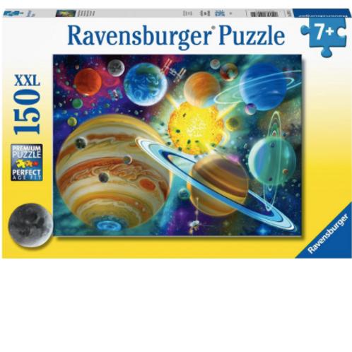150 Pcs - Ravensburger - Cosmic connection