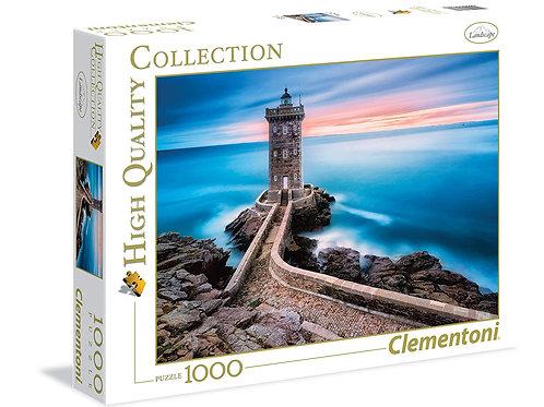 Clementoni - 1000 Pcs - Le phare