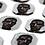 Thumbnail: E-Raptor Zombie gaming token set