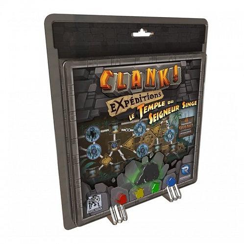 Clank! Expéditions - Le temple du Seigneur Singe (VF)