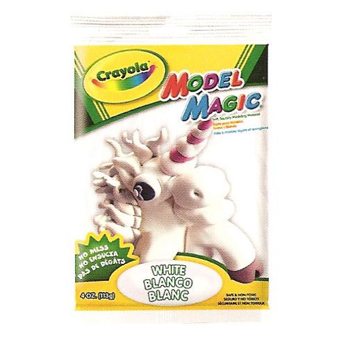 Crayola - Model magic 4 oz blanc