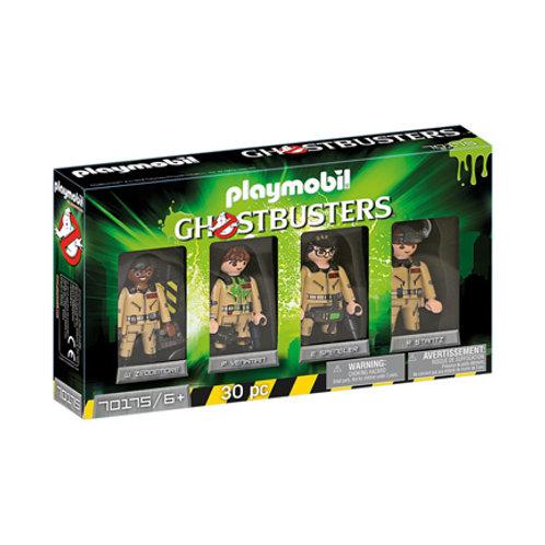 PLAYMOBIL - Ghostbusters - Ensemble Édition collectionneur
