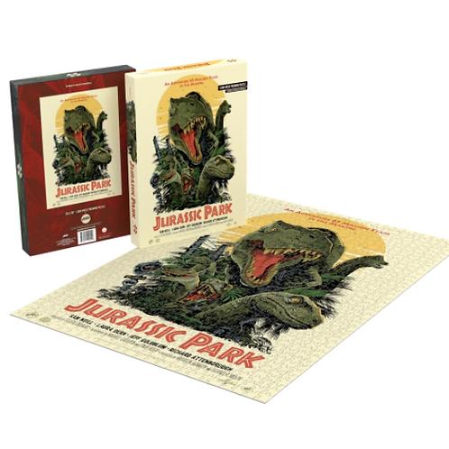 1000 pcs - Jurassic Park